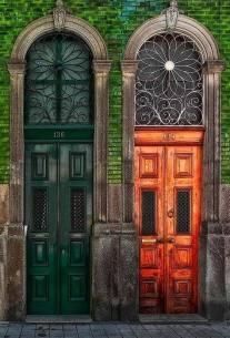 Culture_immo_Art_porte_portugaise_porto_facade